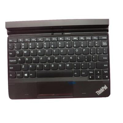 Lenovo ThinkPad 10 Notebook Keyboard Mobile device keyboard - Zwart