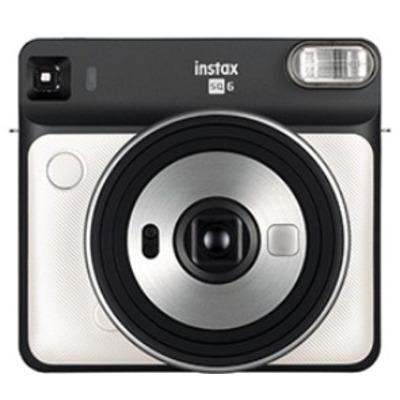 Fujifilm direct klaar camera: Instax SQ 6 - Wit