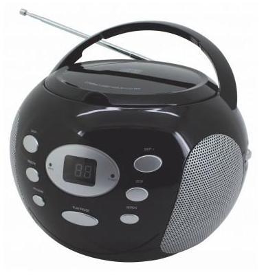 Soundmaster CD-radio: SCD2000 - Zwart