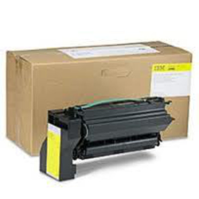 InfoPrint 6000pages/5%cov Toner - Geel