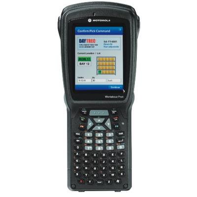 Motorola PDA: WORKABOUT PRO 4 - Zwart