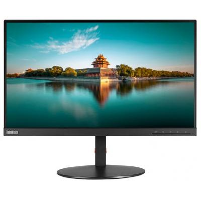 Lenovo ThinkVision T23i Monitor - Zwart