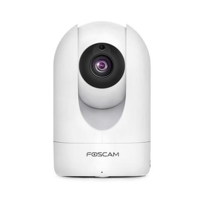 "Foscam 1/2.7"" CMOS, 1920 x 1080, 2 MP, 0 lx, f:4mm, F:2.0, 13 IR LEDs, 8 m, PCM/G.726, 10/100Mbps RJ45, MicroSD, ....."