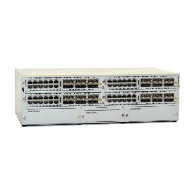 "Allied telesis netwerkchassis: AT-MCF2300 - Multi-channel 4 slot modular chassis, 48 channels, 48.26 cm (19 "") ....."