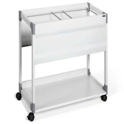 Durable book cart: 100 multi - Grijs