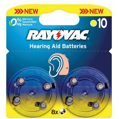 Rayovac batterij: RAY-10B-8P