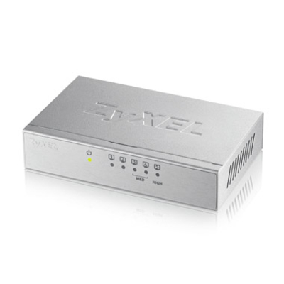 Zyxel GS-105B v3 Switch - Zilver