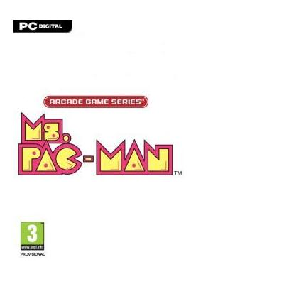 Bandai namco entertainment : Ms. PAC-Man