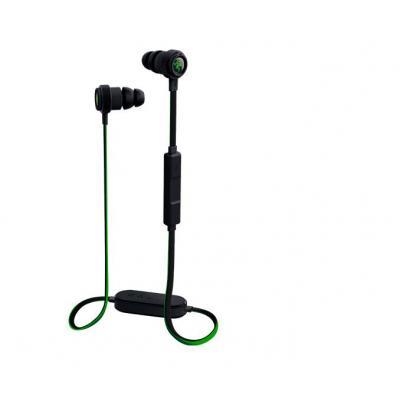 Razer headset: Hammerhead BT - Zwart, Groen