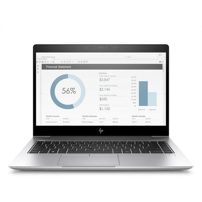 HP EliteBook 830 G5 Laptop - Zilver - Renew