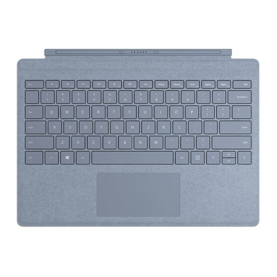 Microsoft Surface Go Signature Type Cover Mobile device keyboard - Blauw