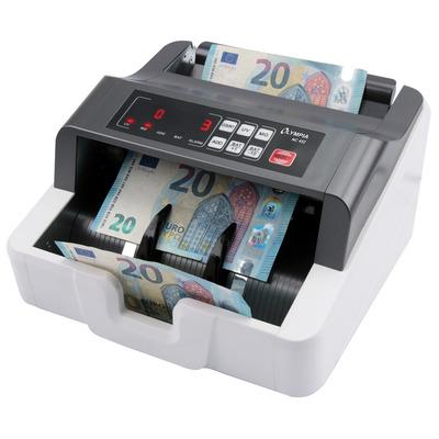 Olympia LED, 1 – 100 notes, 230 V, 50 HZ, 40 W Geldteller - Grijs