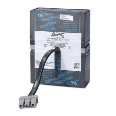 Apc batterij: Batterij Vervangings Cartridge RBC33