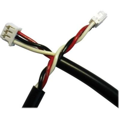 Atto kabel: Internal I2C 3-Pos to 3-Pos Cable - Zwart, Rood, Wit, Geel