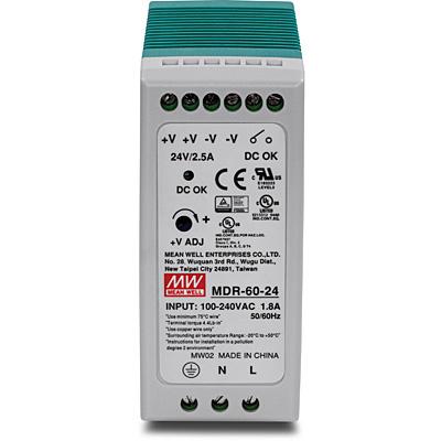 Trendnet switchcompnent: TI-M6024 v1.0R - Groen, Wit