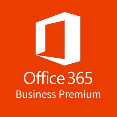 Microsoft software suite: Office 365 Business Premium