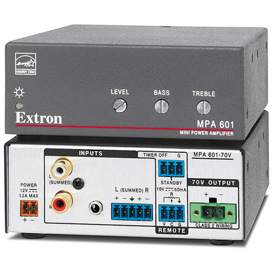 Extron MPA 601-70V Video switch