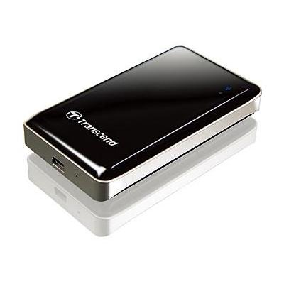 Transcend : 64GB StoreJet Cloud - Zwart