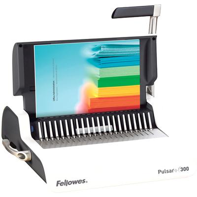 Fellowes Pulsar+ 300 Inbindmachine - Grijs,Wit