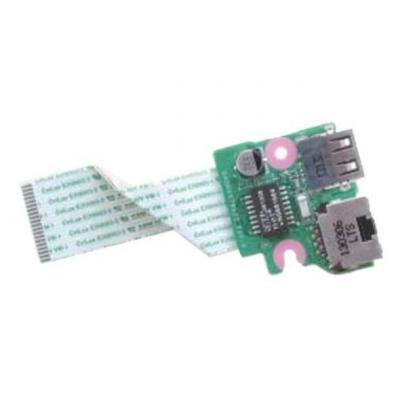 HP USB Board notebook reserve-onderdeel - Groen, Wit