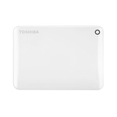 Toshiba Canvio Connect II 1TB Externe harde schijf - Wit