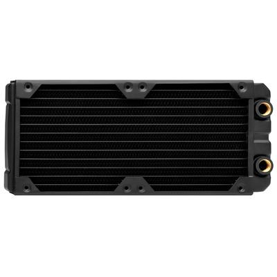 Corsair Hydro X Series XR5 240mm Water Cooling Radiator Cooling accessoire - Zwart