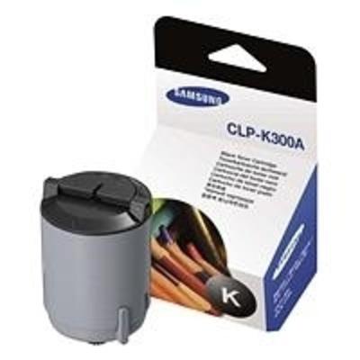 Samsung Zwarte voor CLP-300/300N Blister Toner