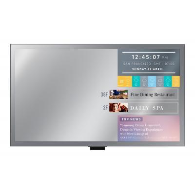 "Samsung public display: FHD Mirror/Signage Display  32"" ML32E - Zwart"