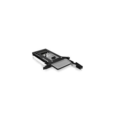 ICY BOX IB-2207StS Drive bay - Zwart