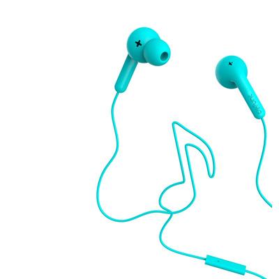 DEFUNC GO MUSIC Headset - Cyaan