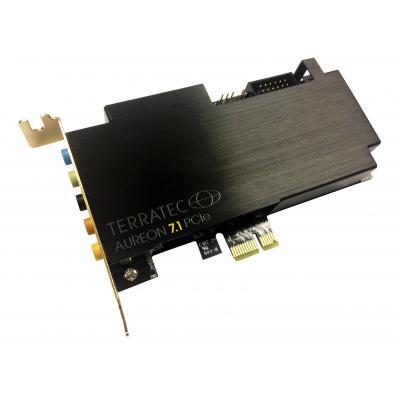 Terratec geluidskaart: Aureon 7.1 PCIe