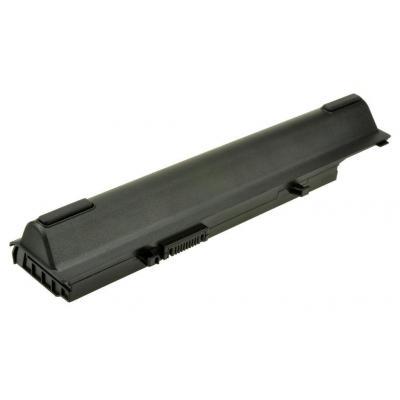 2-power batterij: Main power battery for portable computers - Zwart