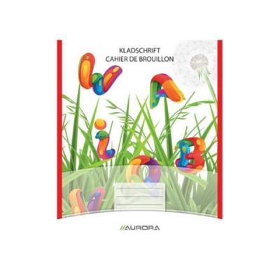 Aurora Production Kladschrift A5 48v Gelijnd Kladblokvulling