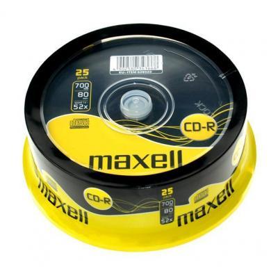 Maxell CD: CD-R 700Mb
