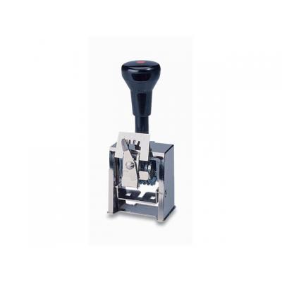 Reiner stempel: Numeroteur 4.5mm b2 6 cijfers