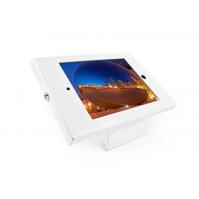 Maclocks : iPad Enclosure Kiosk - Wit