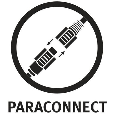 Parat U1 universele adapter (1 per laptop benodigd) Beschermende verpakkingen