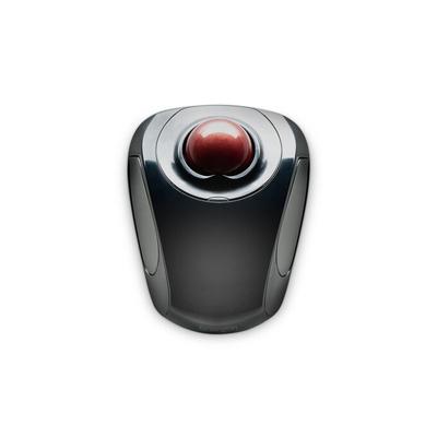 Kensington Orbit™ Draadloze Mobiele Trackball Muis - Zwart
