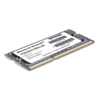 Patriot Memory 4GB 1600MHz SODIMM RAM-geheugen