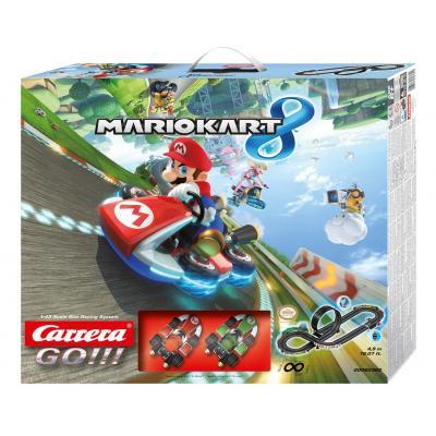 Carrera toy vehicle: GO!!! Nintendo Mario Kart 8 - Veelkleurig