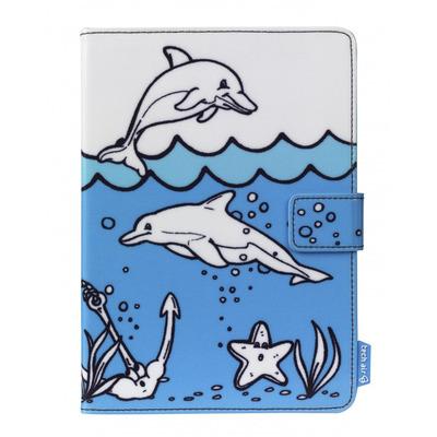 Tech air Dolphins Universal Yoodle Tablet case - Multi kleuren