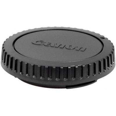 Canon Cap extender E II Lensdop - Zwart