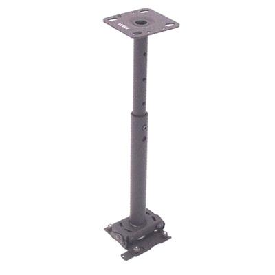 Dell projector plafond&muur steun: Plafondmontage voor projector - Zwart