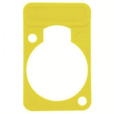 Neutrik : 1.5 mm, Yellow - Geel