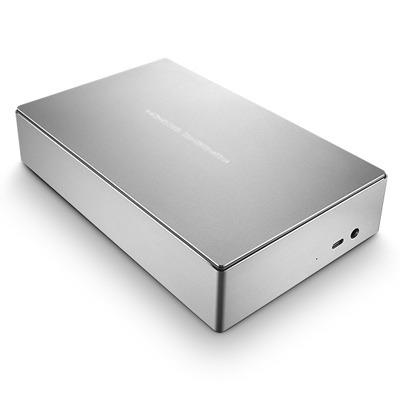 LaCie Porsche Design Desktop Drive Externe harde schijf - Zilver