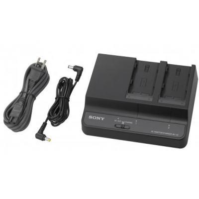 Sony BC-U 2 Battery Charging Unit oplader - Zwart