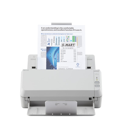 Fujitsu SP-1125 Scanner - Wit
