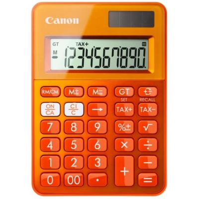 Canon calculator: LS-100K - Oranje