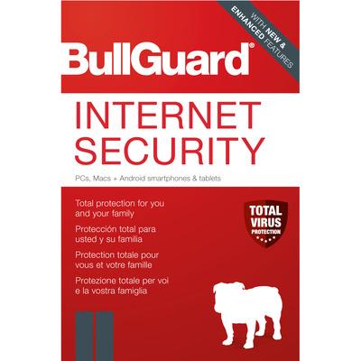 BullGuard BIS1Y3DEV softwarelicenties & -upgrades