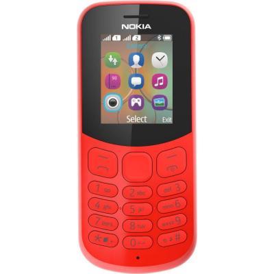 Nokia 130 mobiele telefoon - Rood